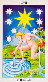 The Star #17 Tarot