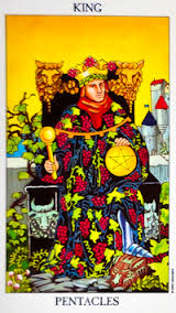 king_pentacles