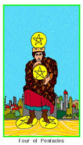 four_pentacles