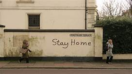 life in times of covid19 - stay home