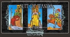 Understanding the Tarot in times of Covid19- The Wands
