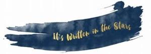 it's written in the stars